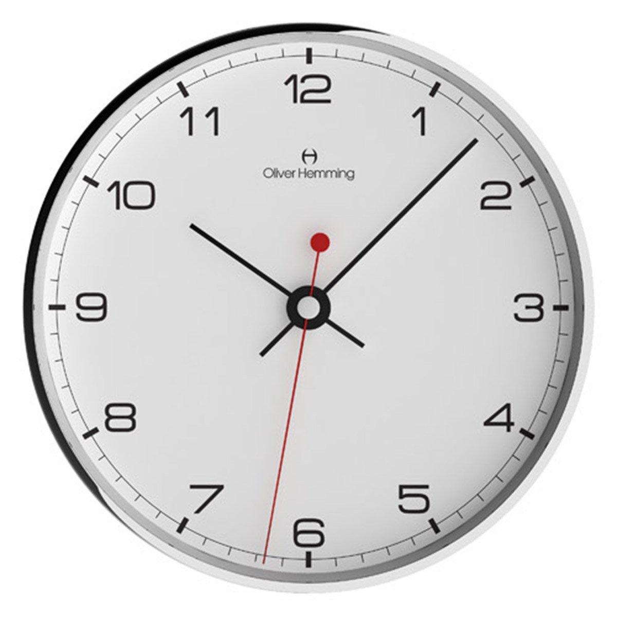 オリバーヘミング 壁掛け時計 イギリスブランド 300mm W300S5WTB [正規輸入品] B079WTHCVR