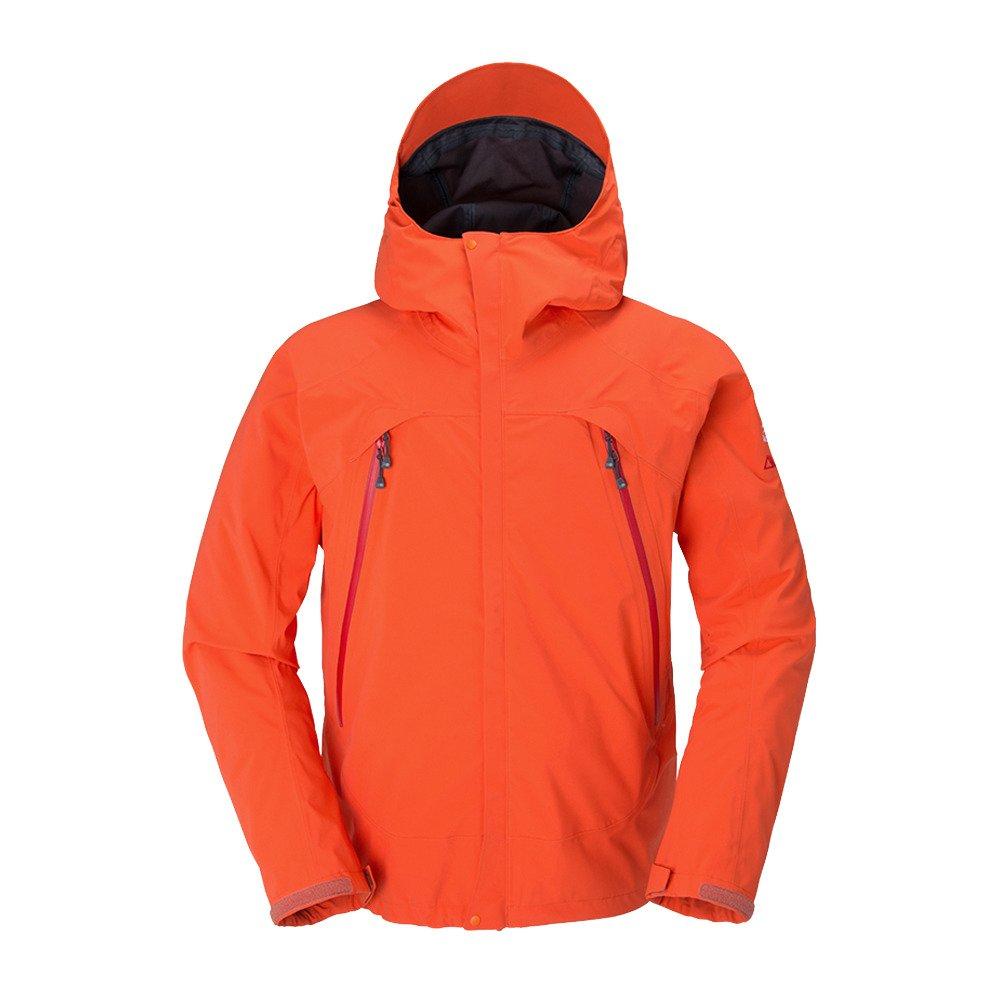 カリマー(カリマー) ボマ NS ジャケット boma NS jkt (unisex) 31101U171 Orange ジャケット アウター B0789SRW8M M|オレンジ オレンジ M