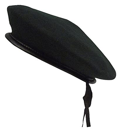 0f6511aa Amazon.com: Rothco Monty Wool Beret: Sports & Outdoors