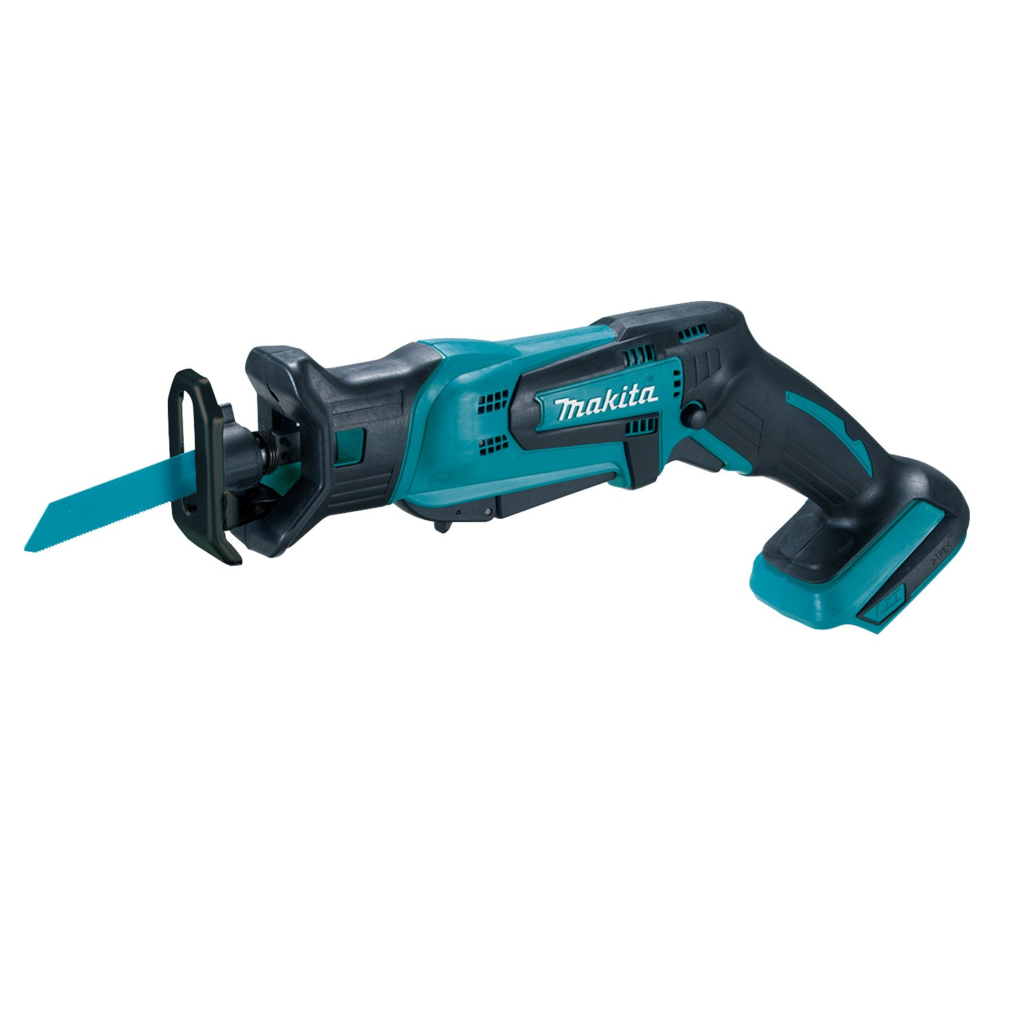 Makita XRJ01Z 18 Volt LXT Lithium Ion Cordless Compact Reciprocating Saw Tool Only No Battery