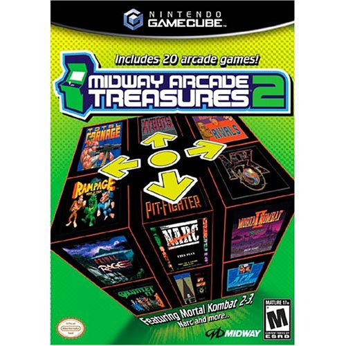 Midway Arcade Treasures 2 / Game B0002KQ73W