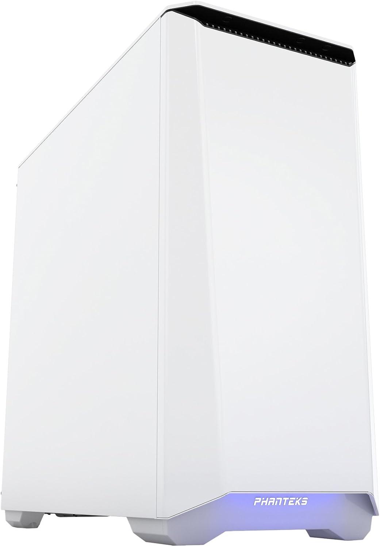Phanteks Eclipse P400S Midi-Tower Blanco - Caja de Ordenador (Midi-Tower, PC, ABS sintéticos, Acero, Blanco, ATX,EATX,Micro ATX,Mini-ATX, 16 cm): Amazon.es: Informática