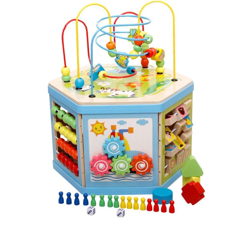 gran descuento C Juguetes para Bebés FEI Juguetes educativos educativos educativos para niños Una Variedad de Estilos para Mayores de 1 año Temprano Educación (Color   C)  tienda en linea