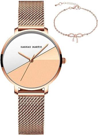 Reloj - HANNAH MARTIN - para - HM-133: Amazon.es: Relojes
