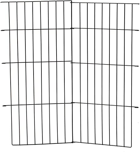 Precision Pet Products Precision Pet Great Crate Divider Panel, Wire, Large – 22.5W x 23.5H in.