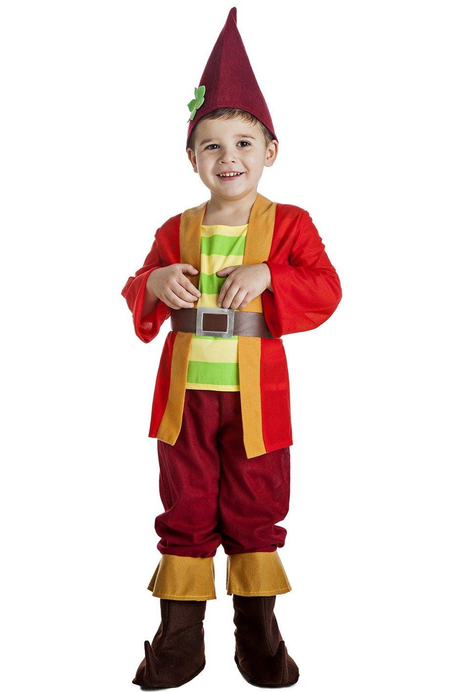 Disfraz de Duende Infantil (1-2 años): Amazon.es: Juguetes y juegos
