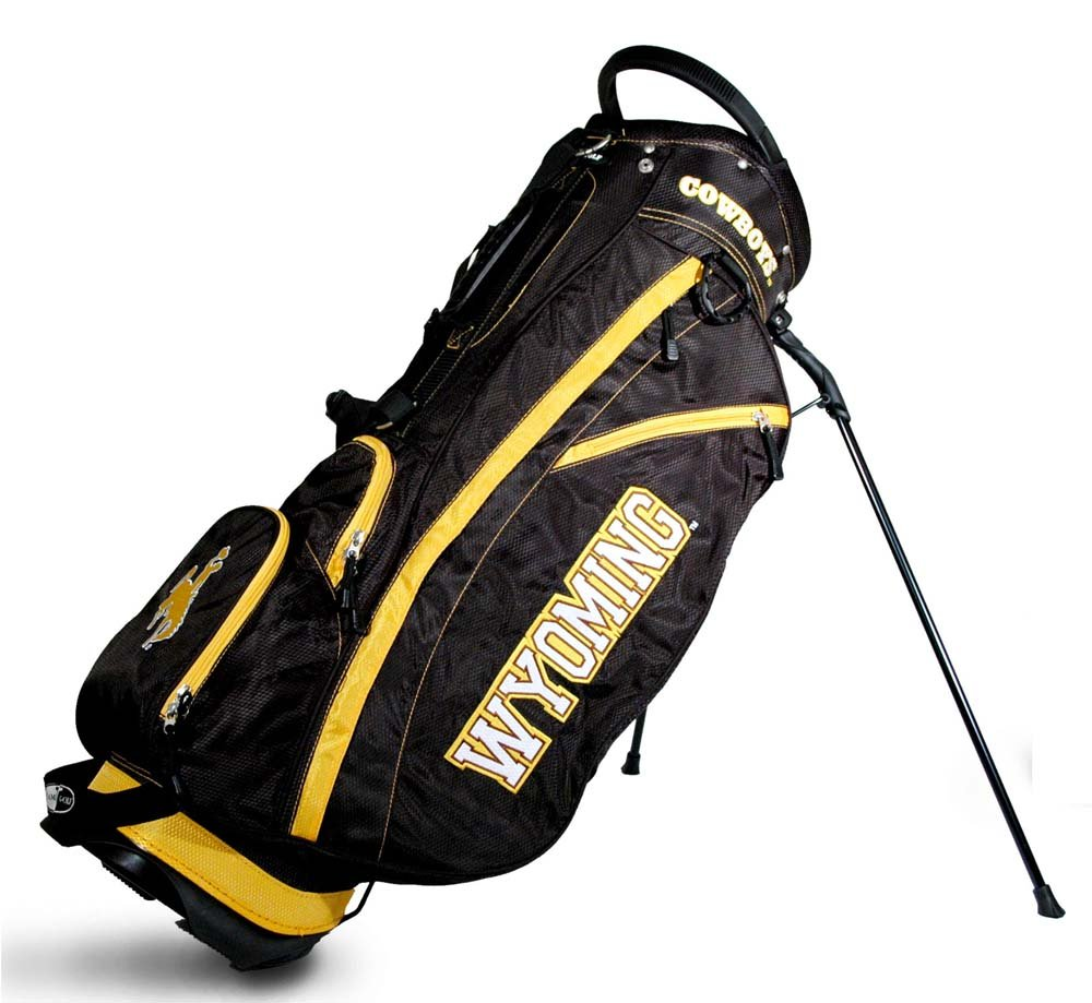 NCAA Wyoming Fairway Golf Stand Bag by Team Golf (Image #1)