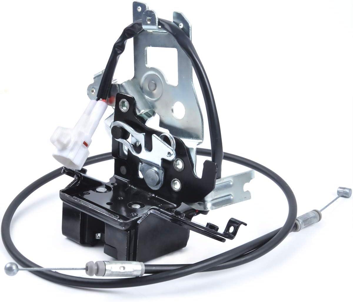 Liftgate Lock Actuator Fits 01-07 Toyota Sequoia,746-848