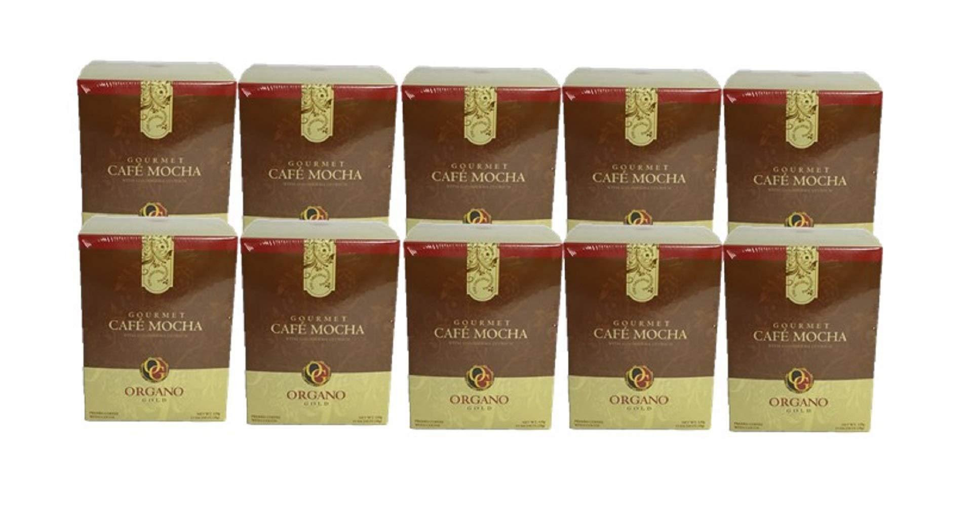 Organo Gold - Cafe Mocha (10 Boxes)