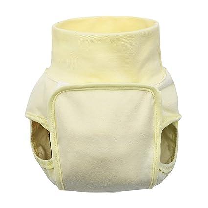 KINDOYO Bebé Pañales Lavables Pañal reutilizable recién ajustable Pañales de Tela Cobertores de pañales - 1x