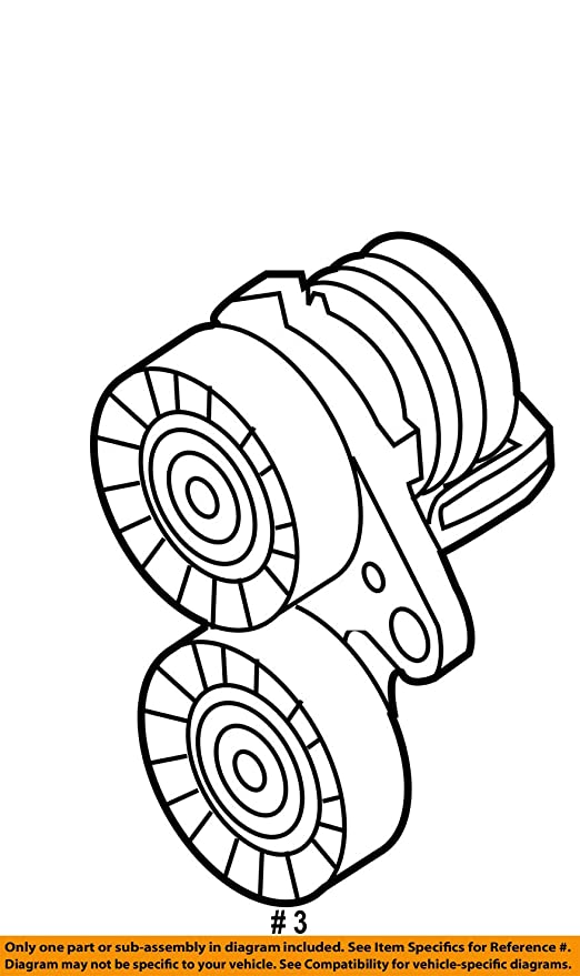 Amazon Com Bmw 11 28 7 565 225 Mechanical Belt Tensioner Automotive