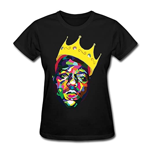 99fc304f341c Mason Biggie Smalls is The Illest Preview Cotton Women's Big Girls Pop T  Shirts