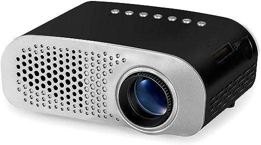 CZWNB Proyector de Fuente de luz LED 480x320 píxeles Juguete Juego ...