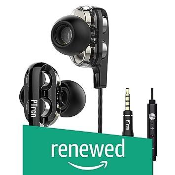 Ptron bt boom dual driver bluetooth headphones, high: amazon. In.