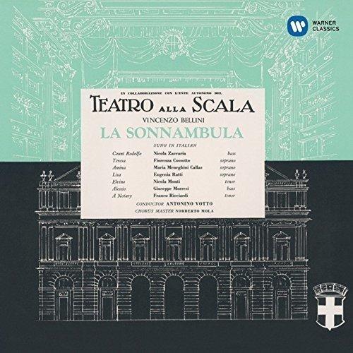 SACD : Maria Callas - Bellini: La Sonnambula (Japan - Import)