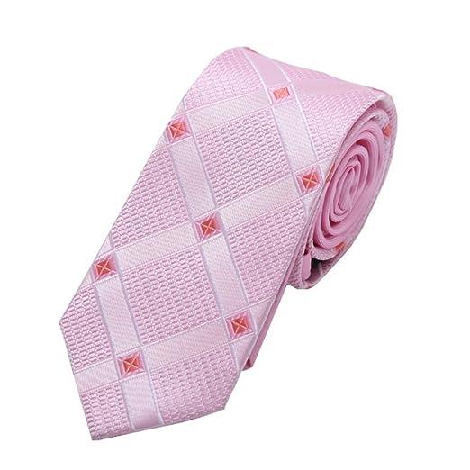 PiPisun-cor Wedding Tie Pañuelo Corbata y Bolsillo para Hombre ...