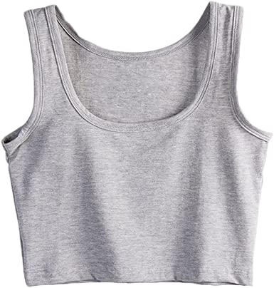 SUNDAY Rose - Camiseta de tirantes para mujer (algodón, sin mangas, ajustada): Amazon.es: Ropa y accesorios