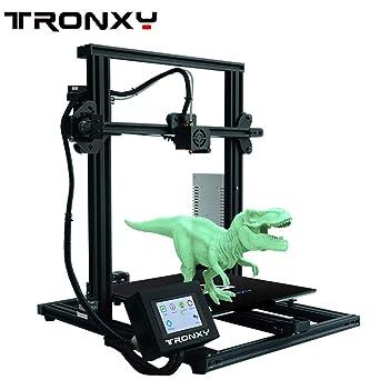 Amazon.com: Impresora 3D con pantalla táctil Tronxy XY-2 ...