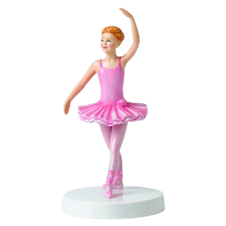Royal Doulton Rhythm and Dance Ballerina Figurine