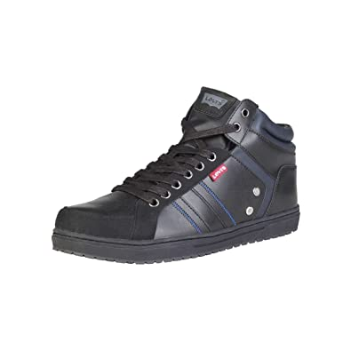 Levis 227511_179 Sneakers Homme Noir 45 cidW5