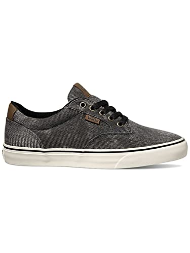 020b0c2fee0 Vans Men s Winston Washed V4mhilk Trainers  Amazon.co.uk  Shoes   Bags