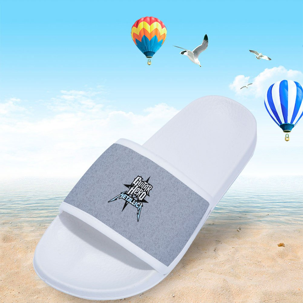 Boys Girls Stylish Beach Sandals Anti-Slip Bath Slippers Shower Shoes Indoor Floor Slipper