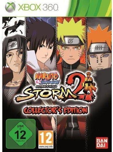 Naruto Shippuden : ultimate Ninja storm 2 - édition collector: Amazon.es: Videojuegos