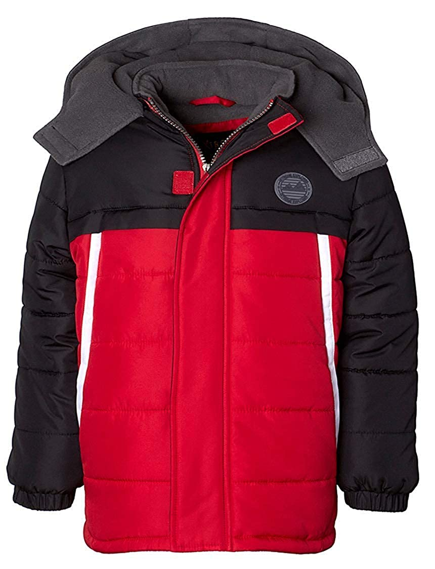 iXtreme Boys' Colorblock Puffer,