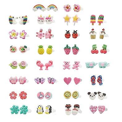 Hypoallergenic Pendant Earring Stud Earring Set for Children /…