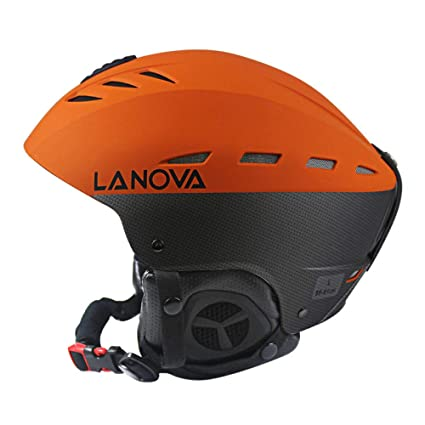 Amazon.com   DENGDAI Ski Helmets Adult Men s and Women s ski Helmets ... 386918922