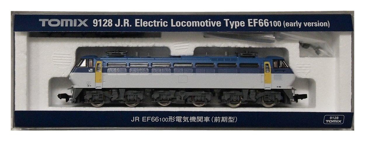 J.R. Electric Locomotive Type EF66-100 (Early Type) (Model Train)