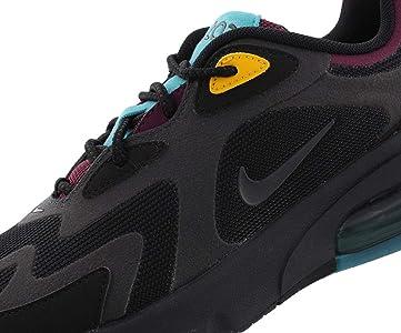 Zapatillas Nike Air MAX 200 Negro Mujer 38.5 Negro: Amazon.es: Zapatos y complementos