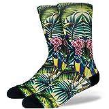 Best Stance Toe socks - STANCE Men's Mahalo Athletic Socks, White, Large Review