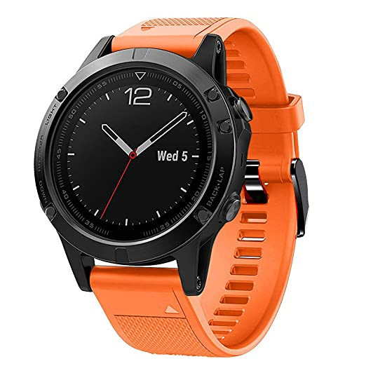 CUEYU Pulsera para Garmin Fenix 5s/Fenix 5S Plus, Colorful ...