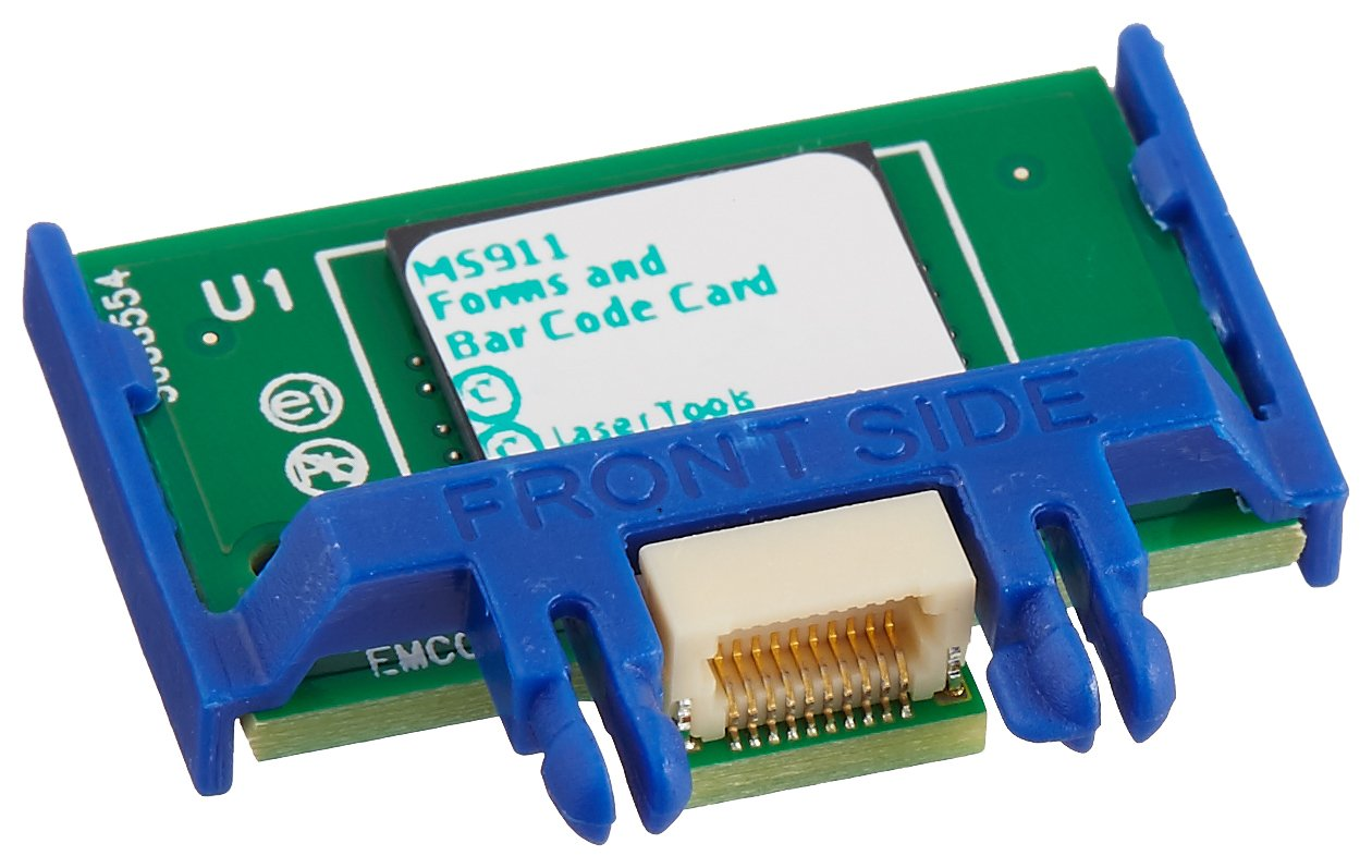 Lexmark Forms and Bar Code Card (26Z0023) by Lexmark
