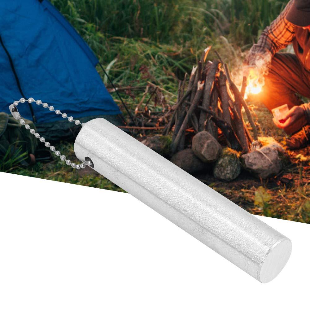 20 * 100 mm NITRIP De alta pureza para acampar al aire libre Supervisi/ón port/átil de magnesio Barras Piedra Rod Fuego Piedra