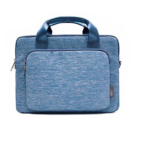 Bolsa para portátil, bslvwg 11.6 – 17,3 pulgadas elegante gamuza de Oxford impermeable
