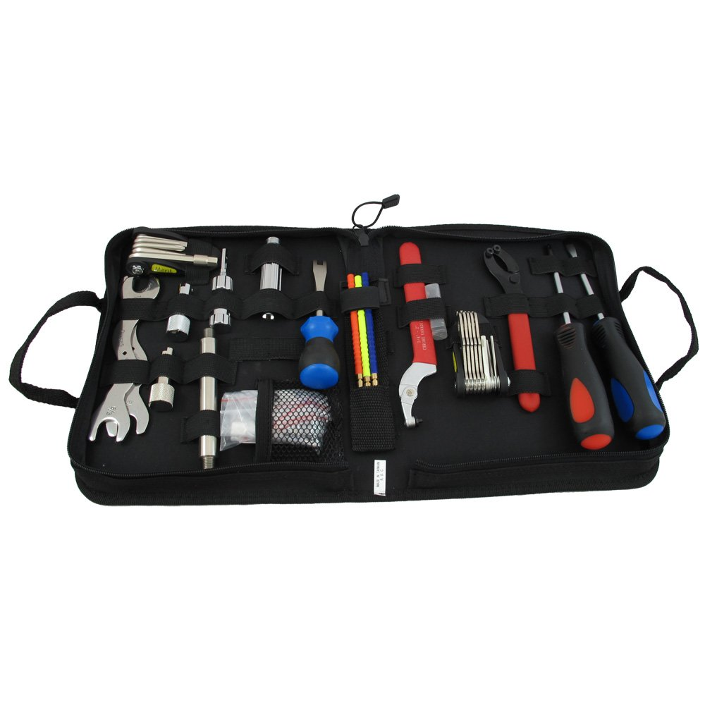 Scuba Choice Deluxe Scuba Tool Kit - 16 Tools and 50 O-Rings by Scuba Choice