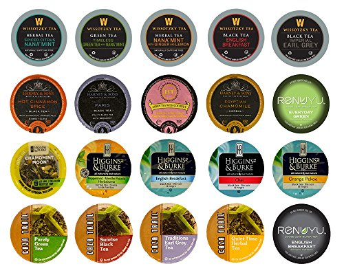Crazy Cups single Variety Sampler product image