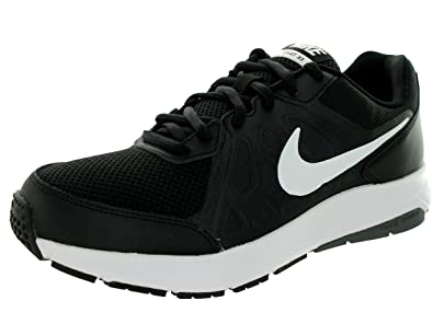 c72dba2ad76c Nike Men s Dart 11 (4E) Black White Dark Grey White Running Shoe 10 ...