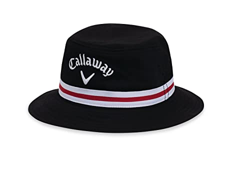 Amazon Com Callaway 2016 Bucket Hat Sports Outdoors