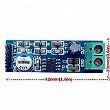 200 Times Gain LM386 Audio Amplifier Amplitude