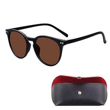 Miopía Gafas tintadas marco de polarizadas gafas de sol moda ...