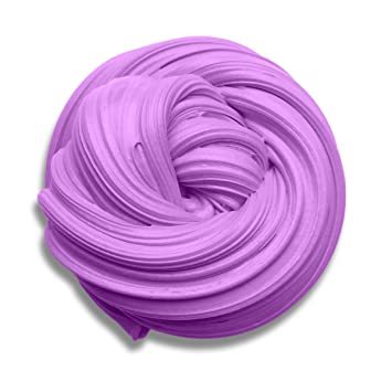 Amazon fluffy slime meland 6 oz purple jumbo fluffy floam fluffy slime meland 6 oz purple jumbo fluffy floam slime stress relief toy scented sludge ccuart Gallery