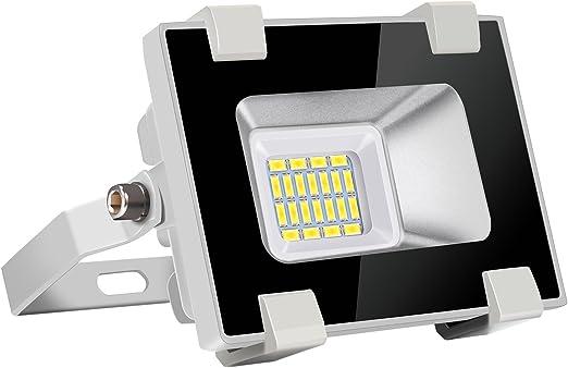 Viugreum 10W Reflector Proyector de Iluminación al Aire Libre ...