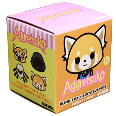 GUND Aggretsuko Blind Box Series #1: Toys & Games