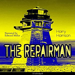 The Repairman Audiobook