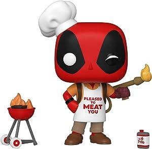 Funko Pop! Marvel: Deadpool 30th - Backyard Griller Deadpool