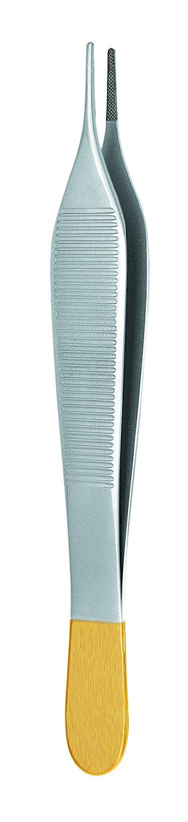 Hu-Friedy TP5042 Adson Perma Sharp Tissue Plier, 1 x 2
