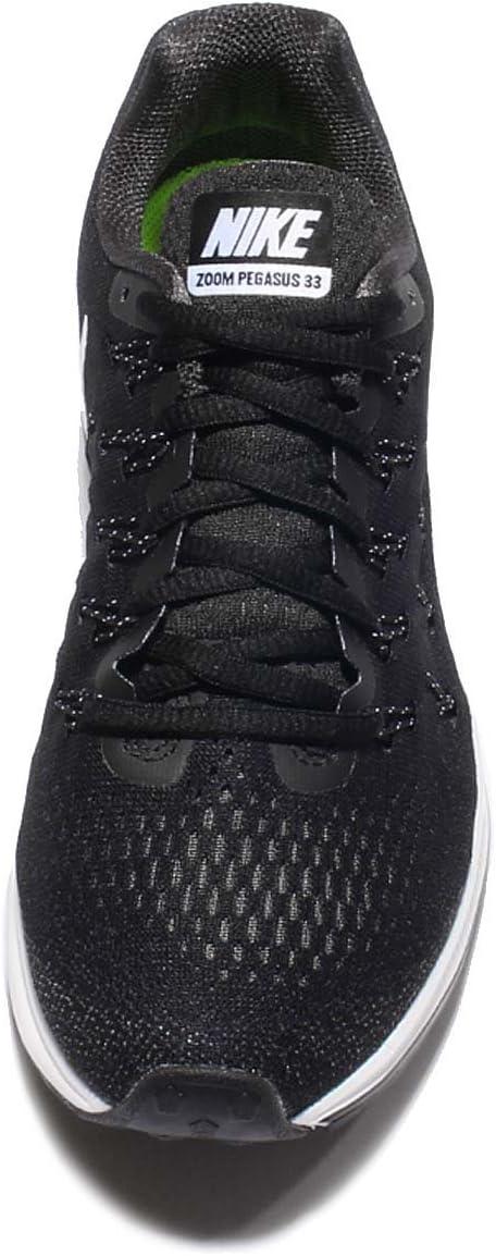 Zapato Running Mujer NIKE AIR ZOOM Pegasus 33, negro - blanco, 6: Amazon.es: Deportes y aire libre